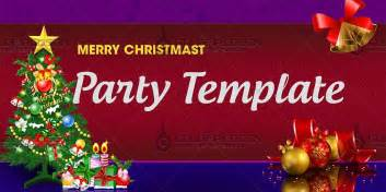 christmas party banners happy holidays
