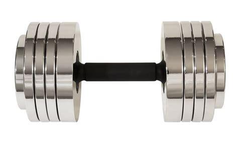 Dumbel Barbel rocketlok 100 pound adjustable dumbbell review