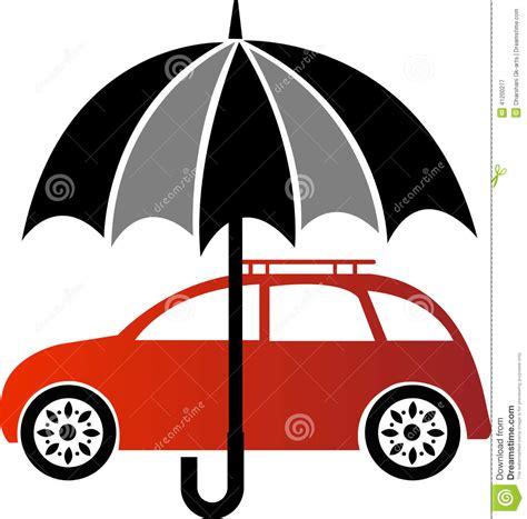 Auto Z Baranem W Logo by Logo D Assurance Auto Illustration De Vecteur