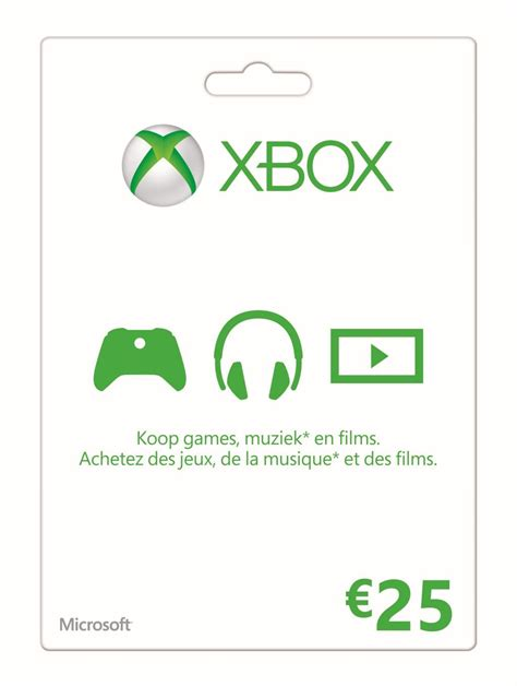 Gift Cards For Xbox - xbox live gift card 25 gamegear be improve your game
