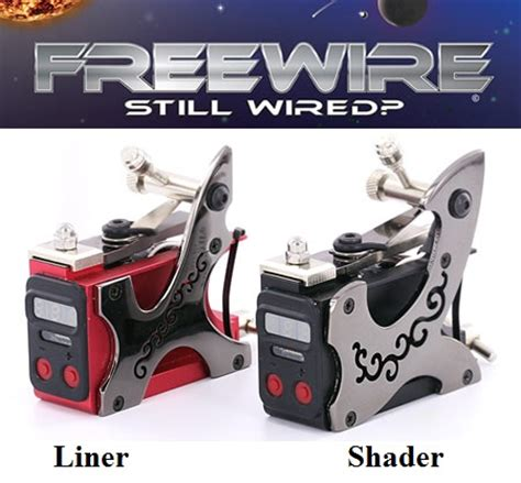 tattoo liner und shader out of stock freewire wireless tattoo 2 machine kit