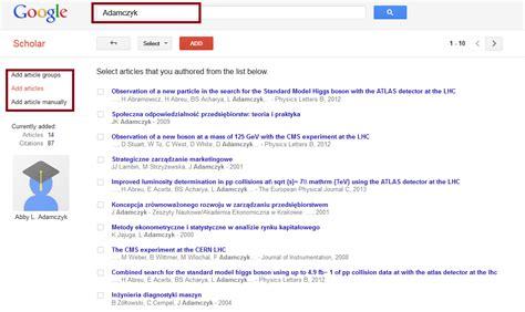 google scholar citations google scholar  citations libguides  drexel university libraries