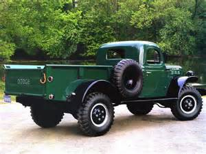 1946 dodge power wagon picture 639467 truck review