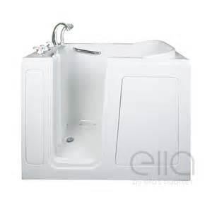 in bathtubs gel coat walk in bathtub ella s bubbles