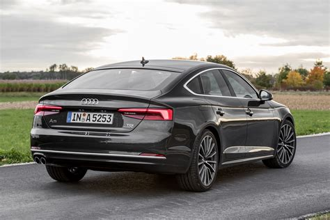 Neuer Audi A5 Sportback by New Audi A5 Sportback 2016 Review Pictures Auto Express