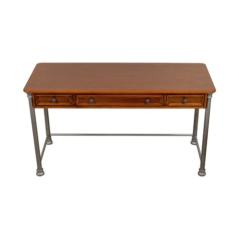desk with keyboard drawer 72 homestyle homestyle two drawer desk with