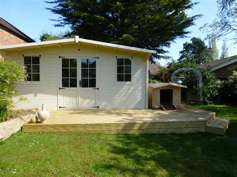 summer dog house summer house with decking custom made dog house traditional garage and shed
