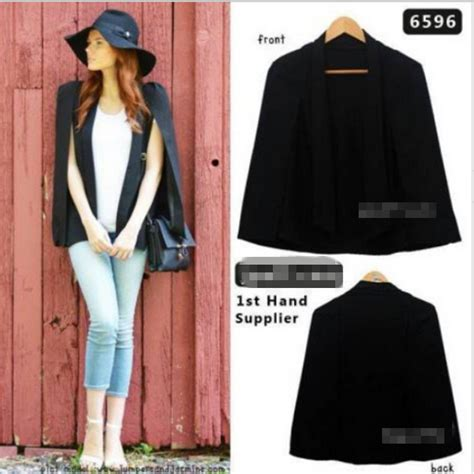 Dian Cape Blazer catatan si mpril instagram onlineshop quot smart buyer