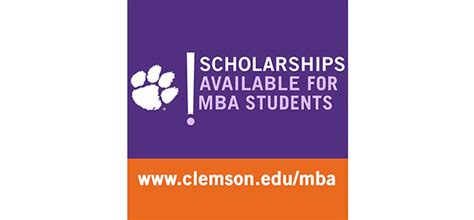 Clemson Mba Deadlines by Email Newsletter