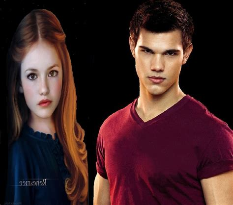 jacob black and renesmee cullen twilight saga wiki wikia jacob and renesmee jacob black and renesmee cullen photo