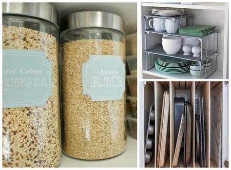 kitchen cabinet hacks 10 kitchen cabinet hacks that ll keep things organized