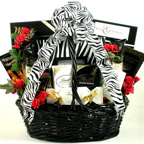 on the side s day gift basket valentines