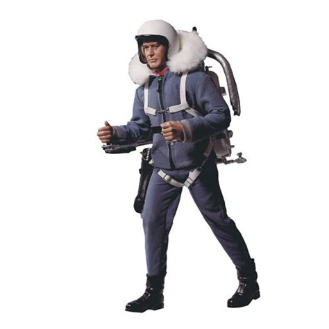 Jaket Parka Ori Aiisha lost in space robinson with jetpack 1 6 figure