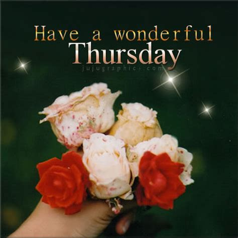 wonderful thursday  graphics quotes comments images   myspace