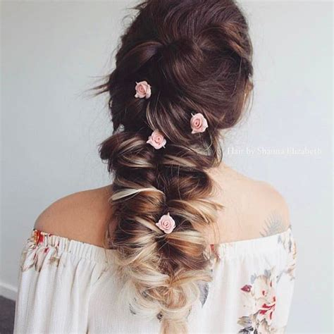 cute girl hairstyles mermaid braid 1000 ideas about cute girls hairstyles on pinterest