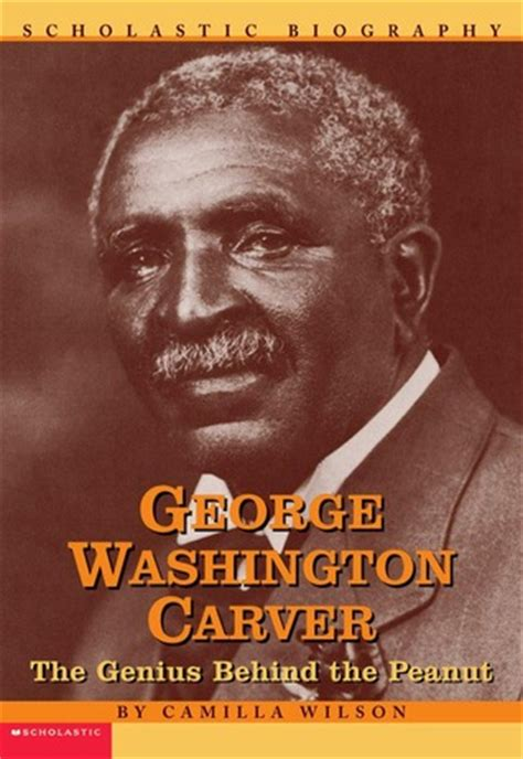 biography of george washington carver book george washington carver by camilla wilson reviews
