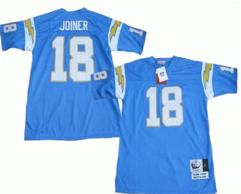 san diego chargers 83 jefferson navy blue throwback