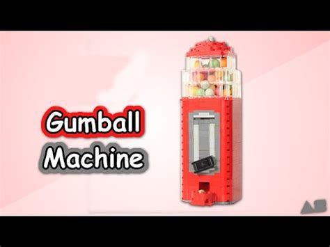 tutorial lego machine lego gumball machine tutorial doovi