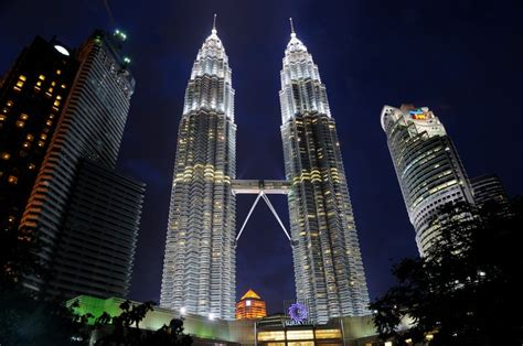 How Many Floors In Towers Malaysia by Kuala Lumpur S Top 10 Tallest Buildings In 2013