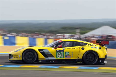 corvette le mans corvette racing uses 3d measurement to maximize