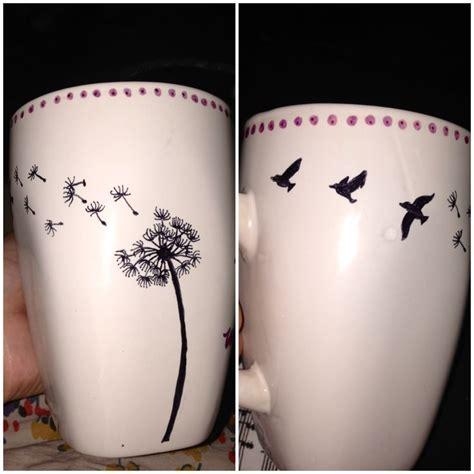 diy sharpie mug designs my diy sharpie mug makeawish diy sharpie