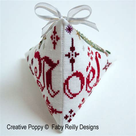 cross stitch patterns ornaments faby reilly designs ornament cross