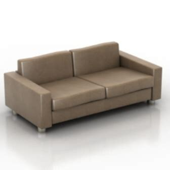 couch multiplayer brown couch multiplayer free 3dmax model free download
