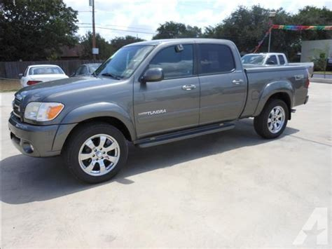 Toyota Tundra Limited For Sale 2006 Toyota Tundra Limited For Sale In