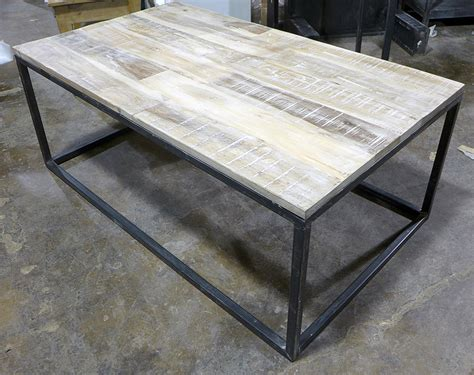 Coffee Tables Dallas Iron And Wood Coffee Table Nadeau Dallas
