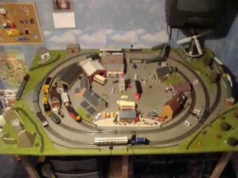 Hornby Layout Youtube | pictures of my hornby layout youtube