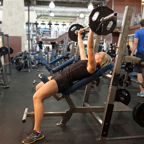 proper way to do incline bench press best incline bench degree benches