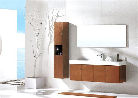Modern Bathroom Vanities as Amusing Interior for