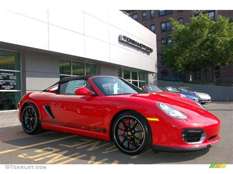 red porsche boxster 2011 guards red porsche boxster spyder 30432453