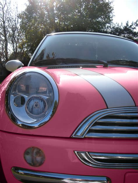 pink mini cooper pink cool beauty of cars quot minicooper quot adavenautomodified