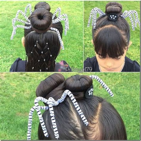 halloween haircut designs 15 awesome halloween hairstyles my little girl
