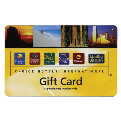 Choice Hotel Gift Card - navyarmy ccu rewards