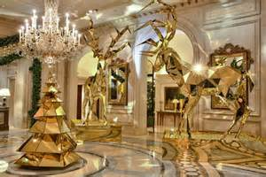 christmas decor at four seasons hotel luxury topics