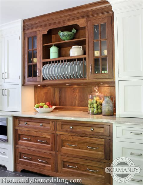 Whats A Hutch Kitchen Cabinet Mullion Styles Normandy Remodeling