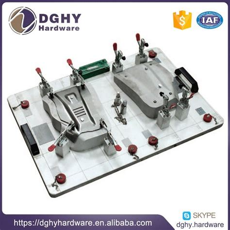 Cubung Platina 자동차 부품 지그 및 치구 설계 자동차 부품 용접 지그 및 비품을 제조업체 가공 상품 id