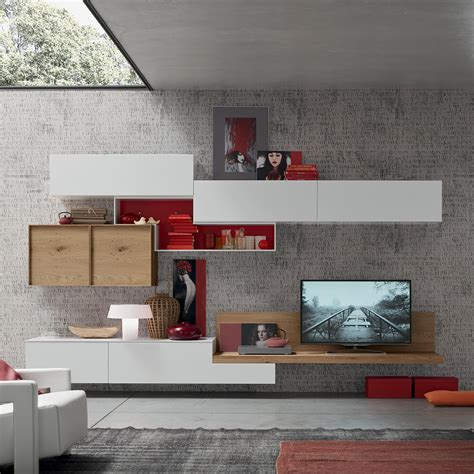 mobile soggiorno moderno seta sa1552 mobile soggiorno moderno componibile l 352 2