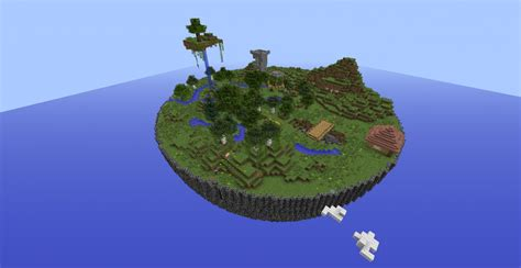 pvp island minecraft map minecraft the skyland 180 s pvp survival minecraft project