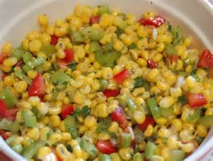 sweet corn salad recipe dishmaps