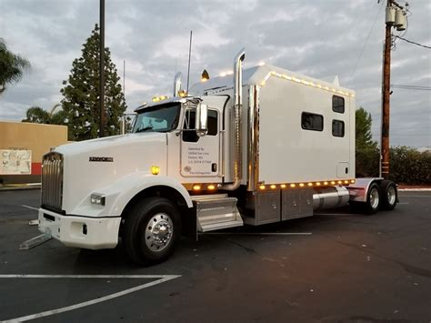 kenworth truck sleepers used trucks ari legacy sleepers