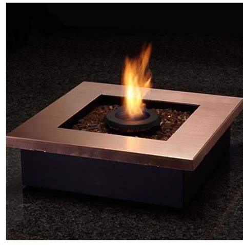 zen personal tabletop fireplace contemporary tabletop