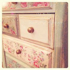 How To Decoupage Furniture With Paper - 1000 images about decoupage on how to
