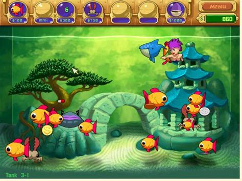 design your aquarium game insaniquarium deluxe gt ipad iphone android mac pc