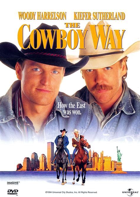 cowboy film soundtracks the cowboy way 1994 movies film cine com