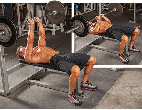 bench press deadlift squat increase your maximum bench press and muscle size with the close grip bench press