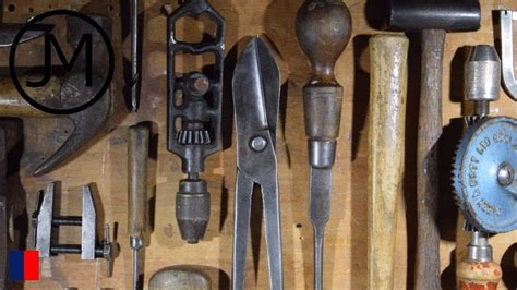 restoring  hand tools  youtube