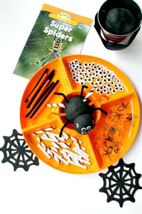 halloween skit themes spider play dough play dough spider and plays